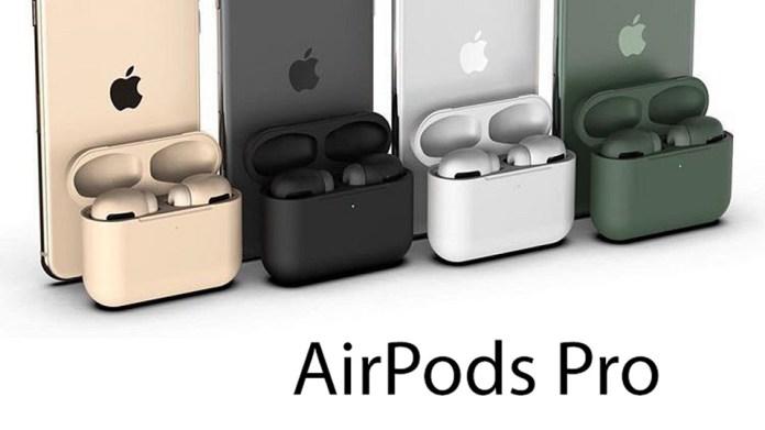 Apple Airpods Pro có thể sẽ được ra mắt ngay trong tuần này 2
