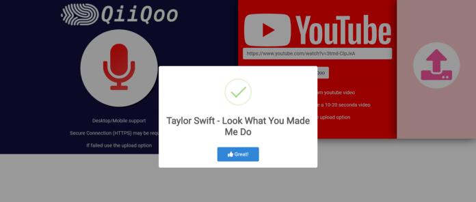 Cách 2: Sử dụng trang web tìm kiếm tên bài hát