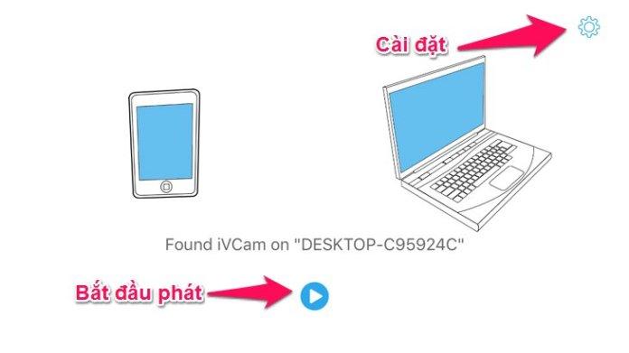 Mẹo hay biến iPhone thành webcam của laptop - Hình 4