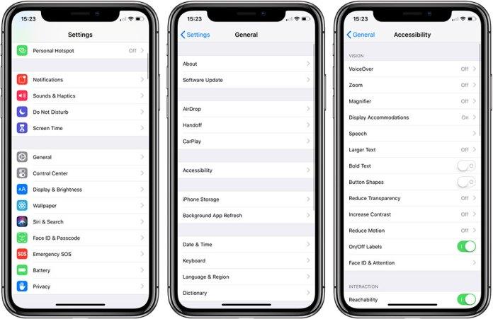 iPhone và iPad: Cách bật / tắt nhãn