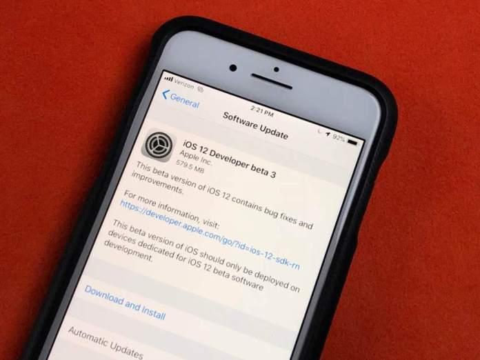 Nên chuẩn bị gì cho iPhone của bạn trong lúc chờ iOS 12? 2