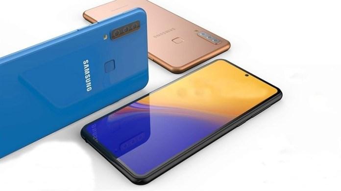 Samsung Galaxy A50 xuất hiện với chip Exynos 9610 và 4GB RAM (ảnh 1)
