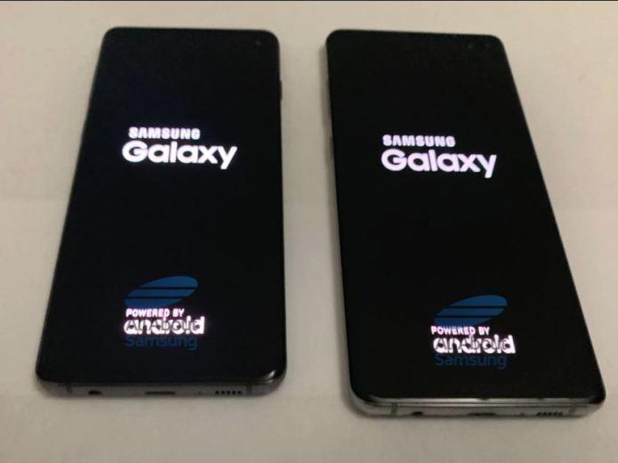 Galaxy S10 và S10+ lộ ảnh nguyên mẫu thực tế tuyệt đẹp 3