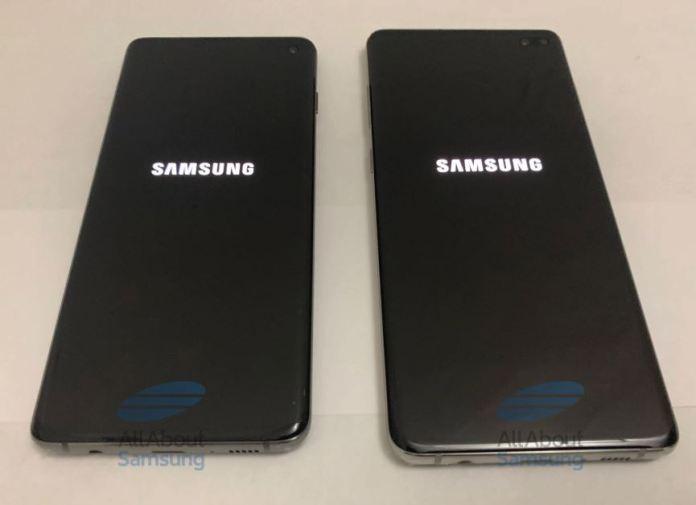 Galaxy S10 và S10+ lộ ảnh nguyên mẫu thực tế tuyệt đẹp 6