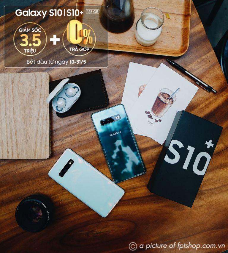Galaxy S10 | S10+
