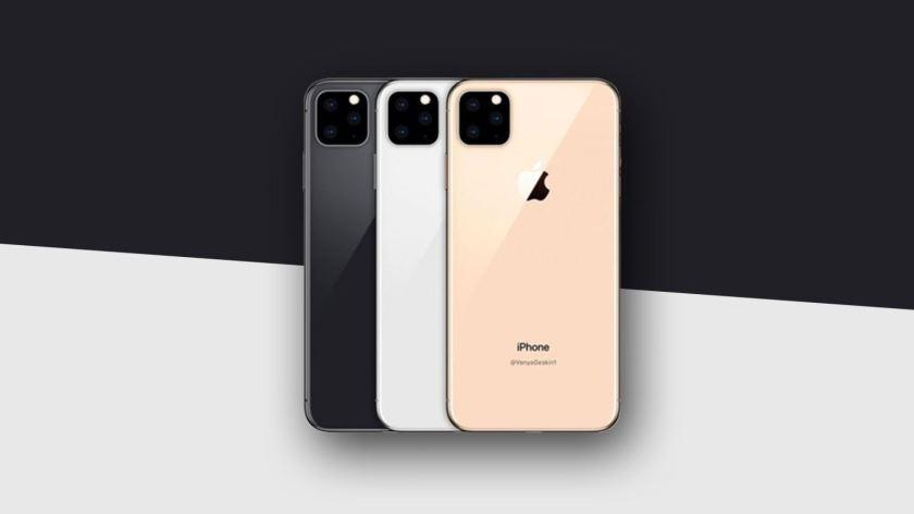 iPhones 2019 3
