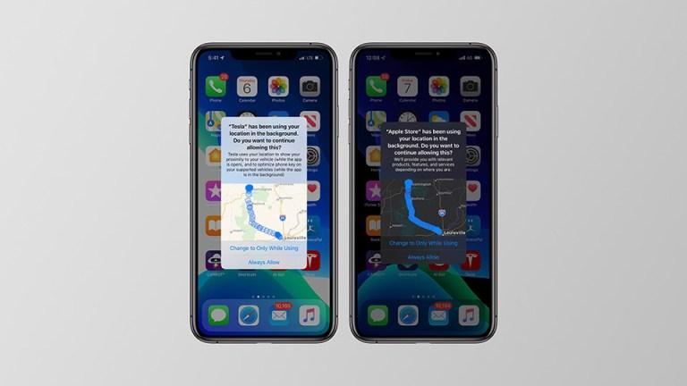 Trên iOS 13, người dùng sẽ có thể kiểm soát ứng dụng nào đang theo dõi vị trí của mình  ios 13 locations