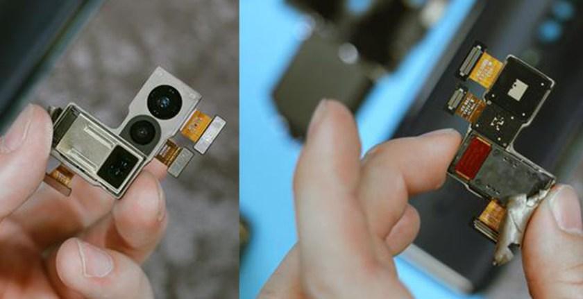 Mổ bung chiếc OPPO Reno 10X Zoom mảnh mai để xem tận mắt cụm camera pop-up 7