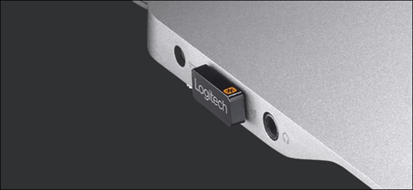 Đầu thu USB Logitech
