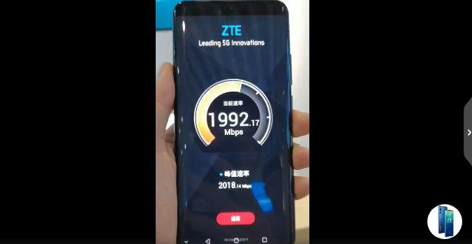 smartphone 5g Trung Quốc