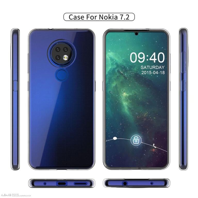 Ốp lưng Nokia 7.2