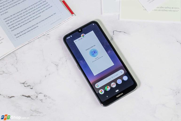 thiết kế Nokia 2.2