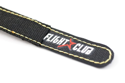 flightclub kevlar battery straps