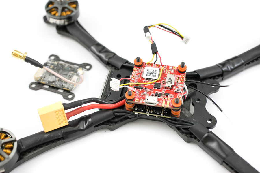 frsky xsrf40 review