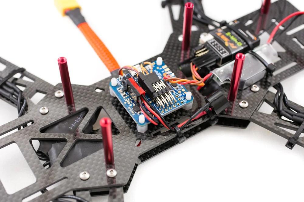 quad discovery buzzer