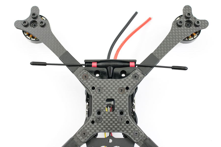 proton long range quadcopter 6s build