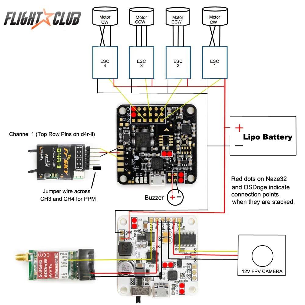 Fpv Battery Wiring - Schematics Wiring Diagrams •