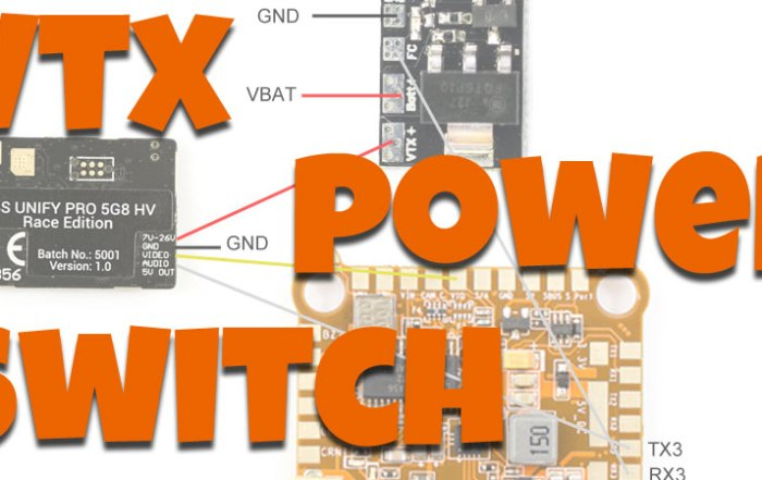 vtx power switch