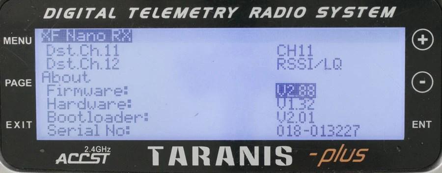 tbs unify pro32 nano