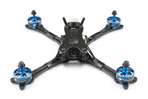 ultralight quad build