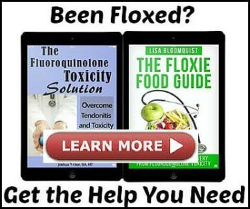 Fluoroquinolone Toxicity solution. Get the help you need