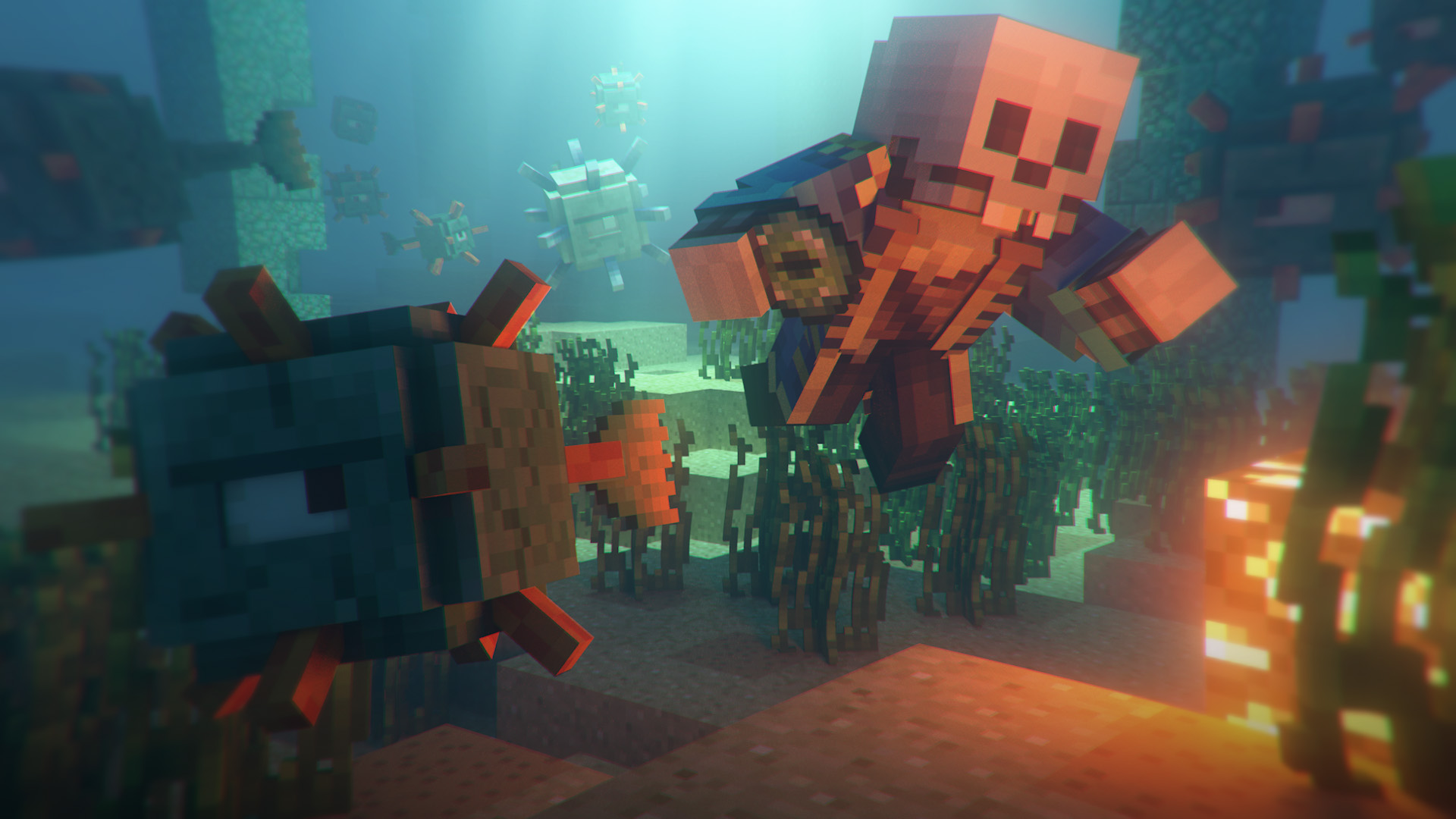 Minecraft Fond Dcran Minecraft
