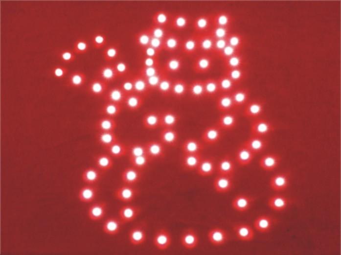fy 002 a13 noel led paillasson lampe ampoule de tapis