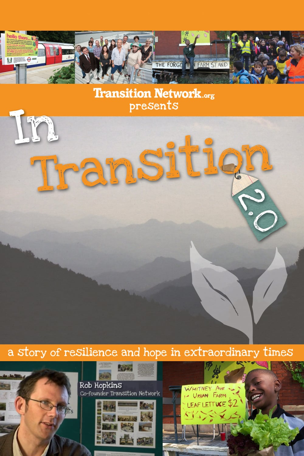 "Affiche du film ""In Transition 2.0"""