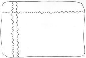 Trois fils troisième image:third thread