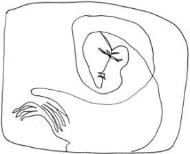 Anguissola Sofonisba autoportrait mourante_dying selfportrait
