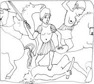 (womenstories)_Roman_battle_Amazons