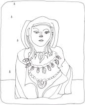 Lady of Elche Ancient Spain Iberia
