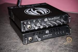 SWR HeadLite and AmpLite