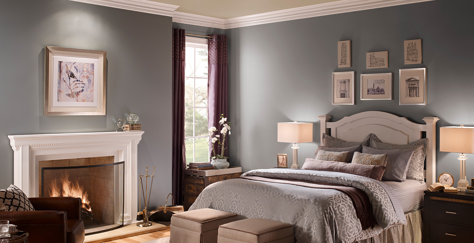 couleur apaisante pour la chambre a