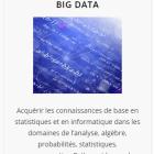 MOOC Mines Télécom Fondamentaux du Big Data