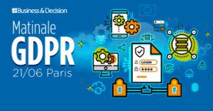 Matinale GDPR - 21 juin 2018 (Paris)