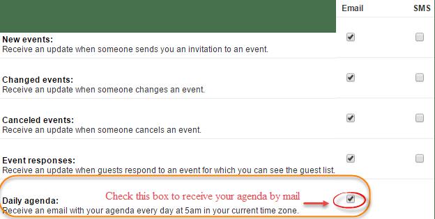 Google-calendar-agenda-mail