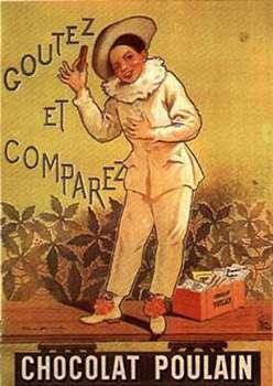 Le fameux chocolat Poulain. © DR