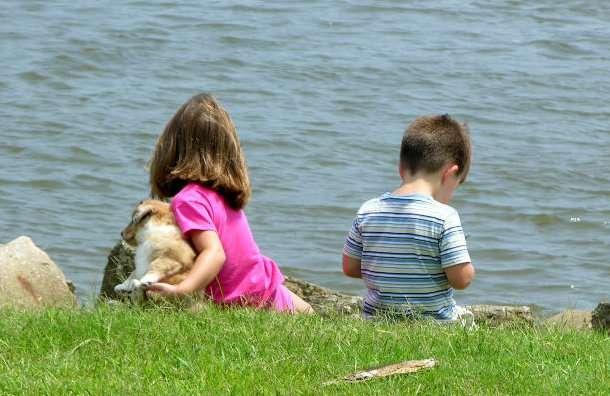 Difficile de trouver sa place au sein de la famille quand on a une sœur ou un frère surdoué. © Phaewilk, Morgeufile