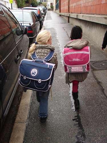 En moyenne, 1 à 2 élèves par classe sont des enfants précoces. © Machphot, Flickr CC by nc-sa 2.0
