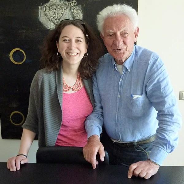 Mélanie Loisel et Martin Gray