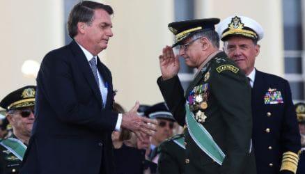 Brésil. Pour calmer la fronde, le président remanie gouvernement et état-major des armées