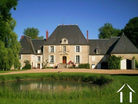 Manoir Vendre Varzy Bourgogne 4267 France4ueu