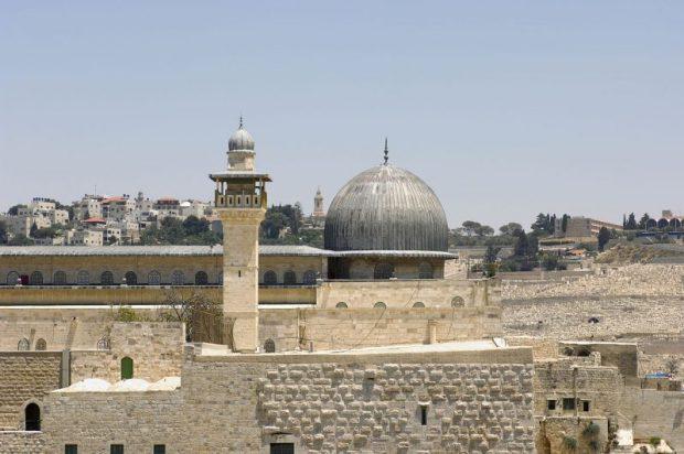 La Mosquée Al-Aqsa par Andrew Shiva CC BY-SA 4.0