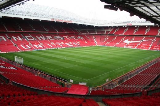 """Résultat de recherche d'images pour """"stade de manchester united"""""""