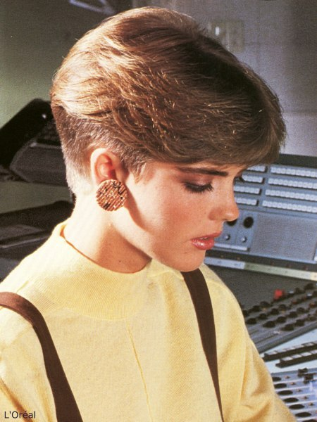 coiffure7 1980 Fashion