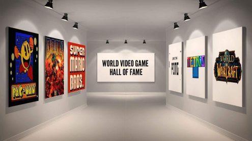 Video Game Hall of Fame : Quatre jeux mythiques font leur entrée ...
