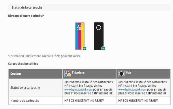 Inkjet411 France Cartouches D Encre Hp 301