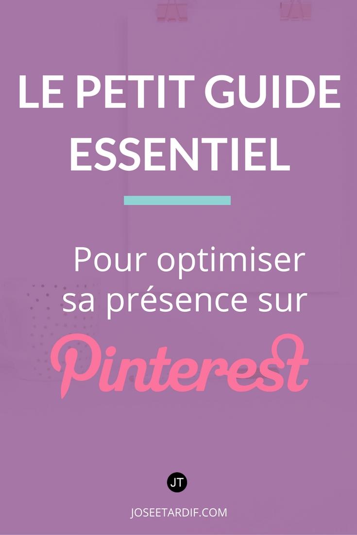 Les étapes essentielles pour optimiser sa présence sur Pinterest   Valider son site et activer les épingles enrichies
