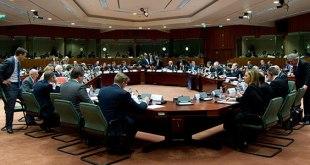 Réunion du Conseil des ministres des Affaires étrangères de l'UE.